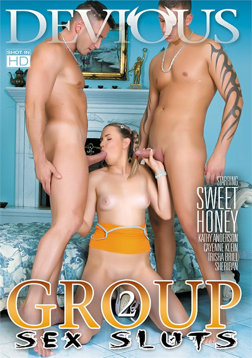 Group Sex Sluts 2