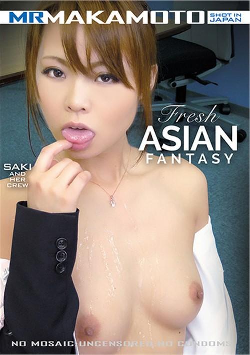 Fresh Asian Fantasy
