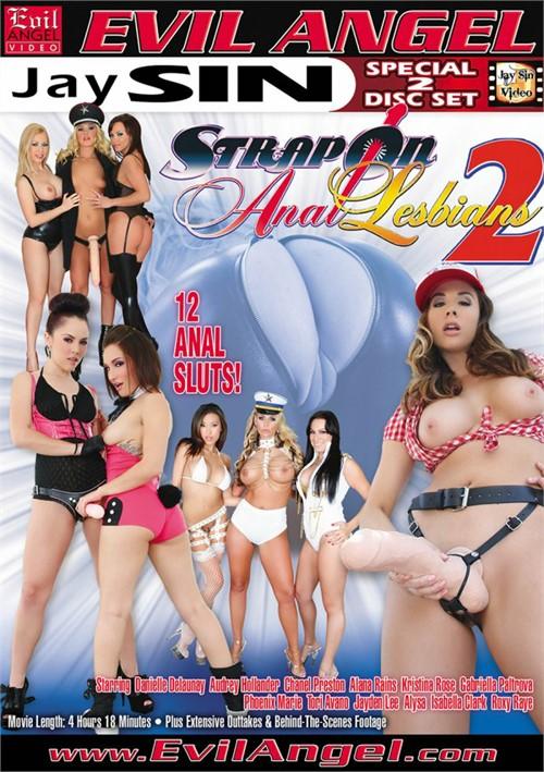 Strap On Anal Lesbians 2