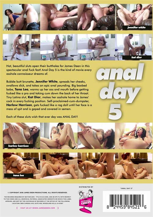 Anal Day 5
