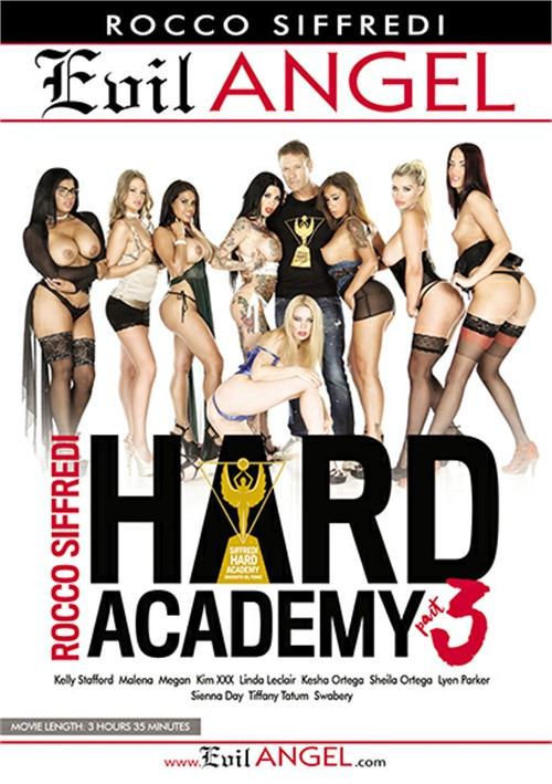 Rocco Siffredi Hard Academy Part 3