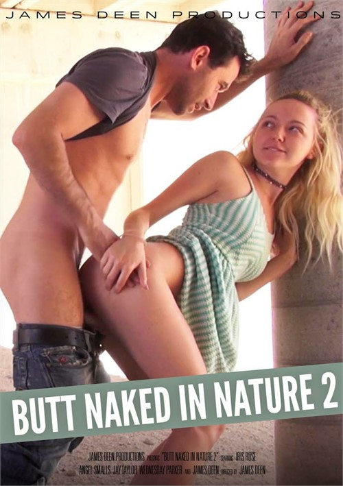 Butt Naked In Nature 2 Boxcover