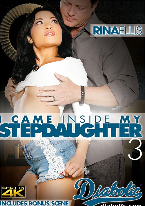 I Came Inside My Stepdaughter 3 Boxcover