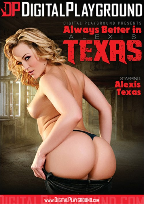 Always Better In Alexis Texas Boxcover