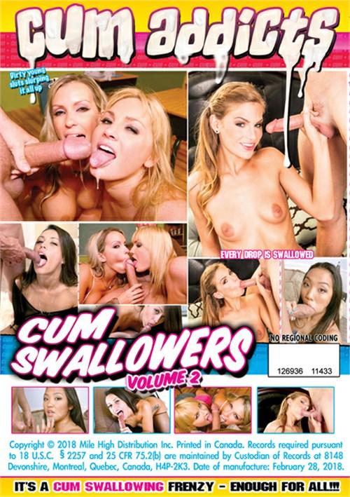 Cum Addicts: Cum Swallowers Vol. 2