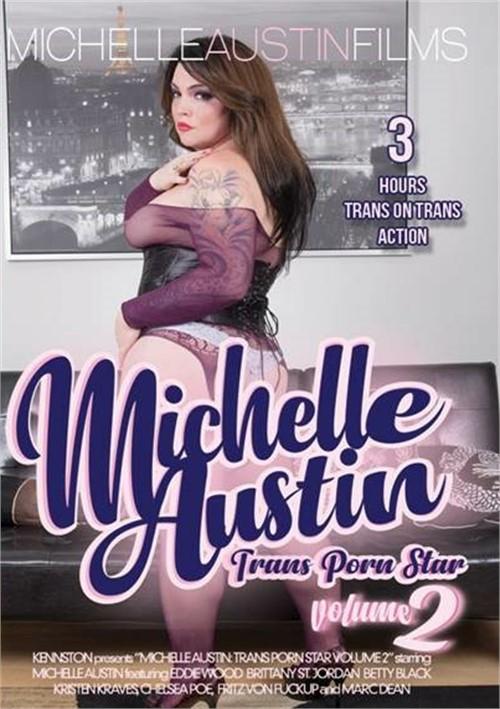 Michelle Austin Trans Porn Star Vol. 2 Boxcover
