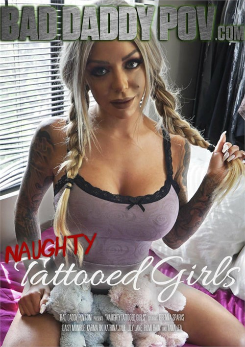 Naughty Tattooed Girls