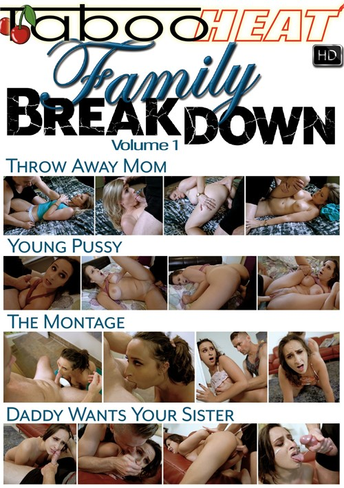 Ashley Adams in Family Breakdown Vol. 1
