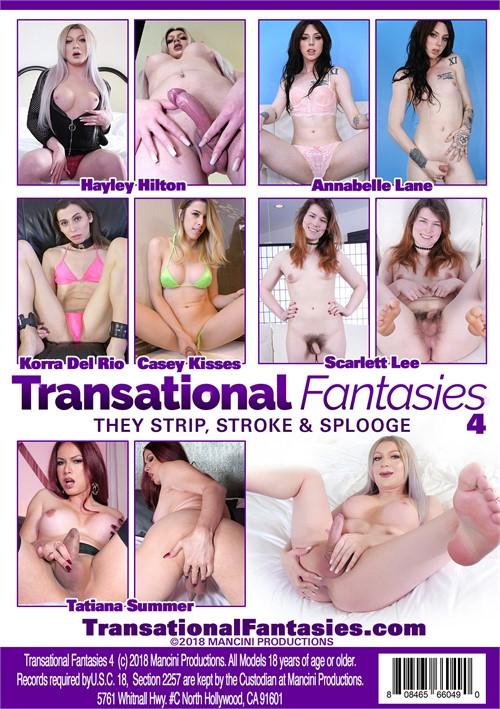 Transational Fantasies 4