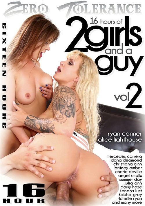 16 Hours Of 2 Girls And A Guy Vol. 2