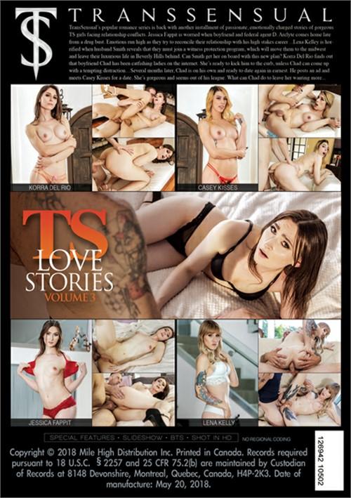 TS Love Stories Vol. 3