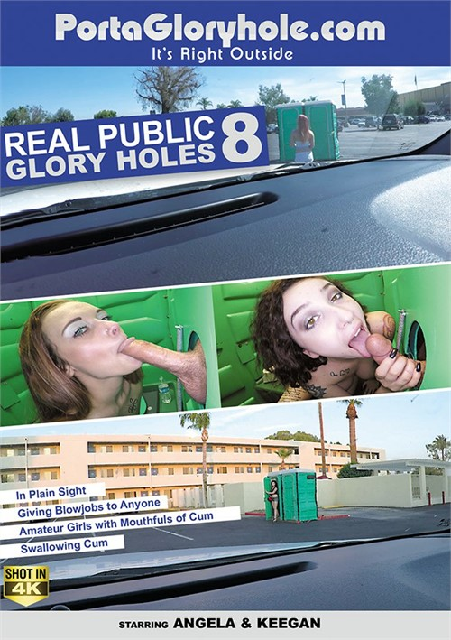 Real Public Glory Holes 8