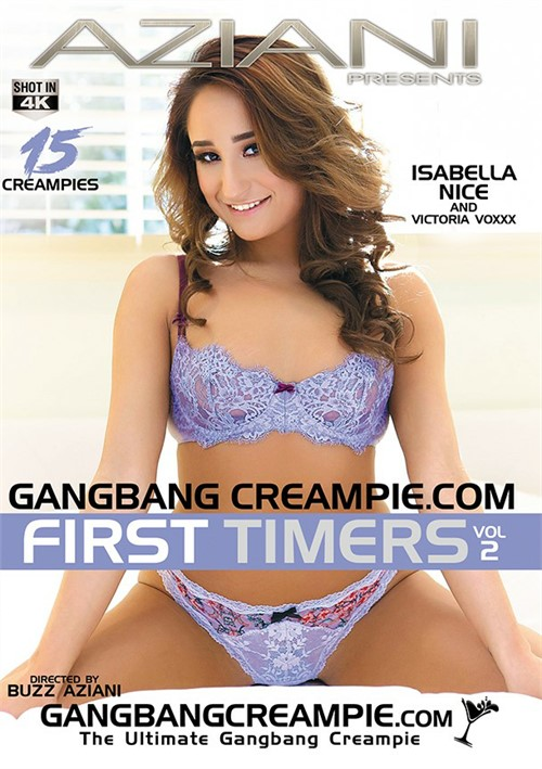Gangbang Creampie First Timers Vol. 2