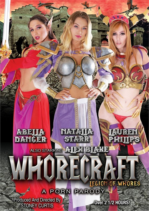 Whorecraft: Legion Of Whores