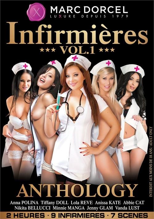Nurses Anthology Vol. 1 (French) Boxcover