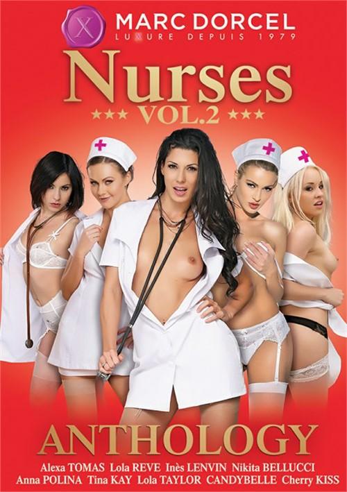 Nurses Anthology Vol. 2 Boxcover