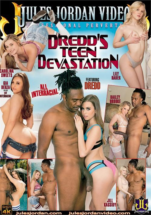 Dredd's Teen Devastation