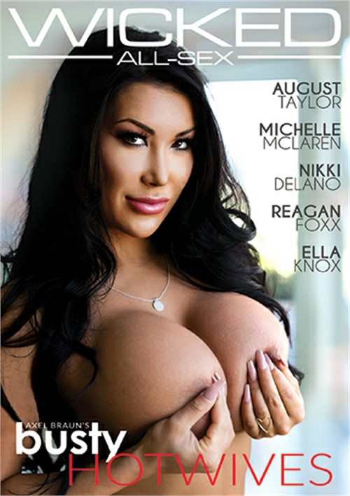 Axel Braun's Busty Hotwives Boxcover