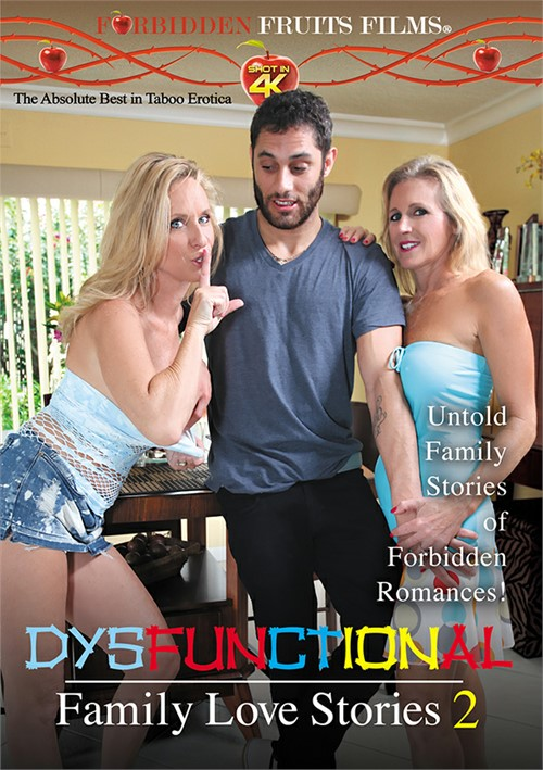 Dysfunctional Family Love Stories 2 Boxcover