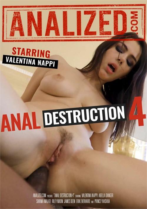 Anal Destruction 4