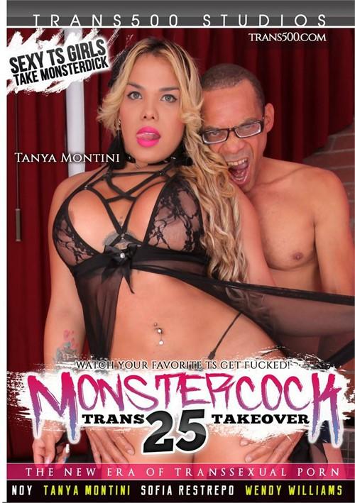 Monstercock Trans Takeover 25