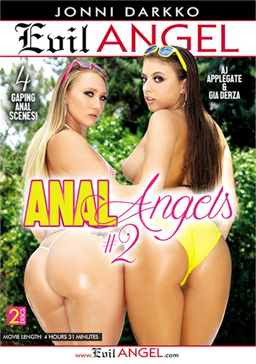 Anal Angels #2