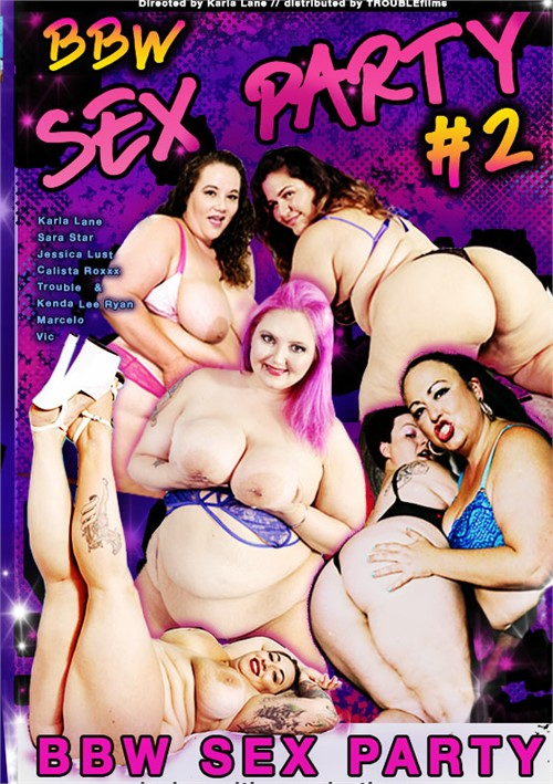 BBW Sex Party #2 Boxcover