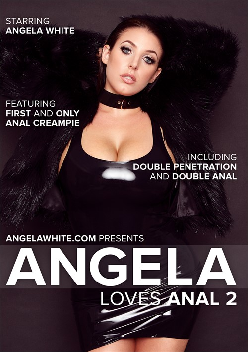 Angela Loves Anal 2