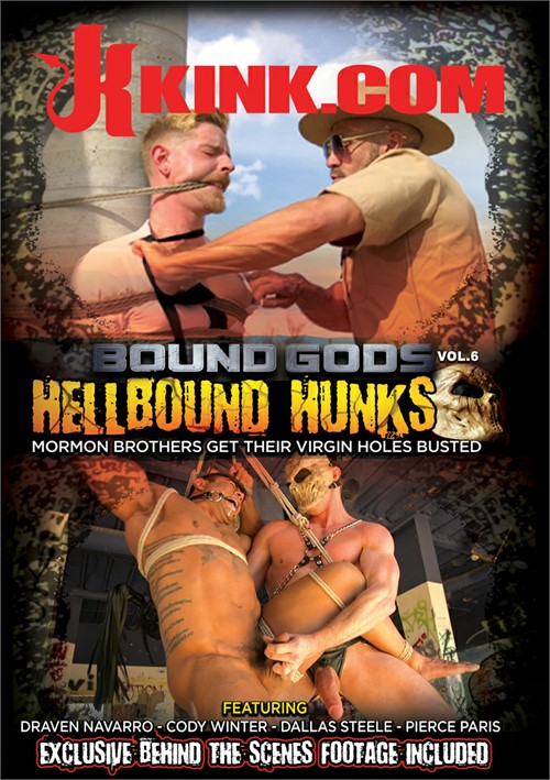 Bound Gods Vol. 6: Hellbound Hunks Boxcover