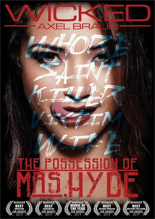 Possession Of Mrs. Hyde, The Boxcover