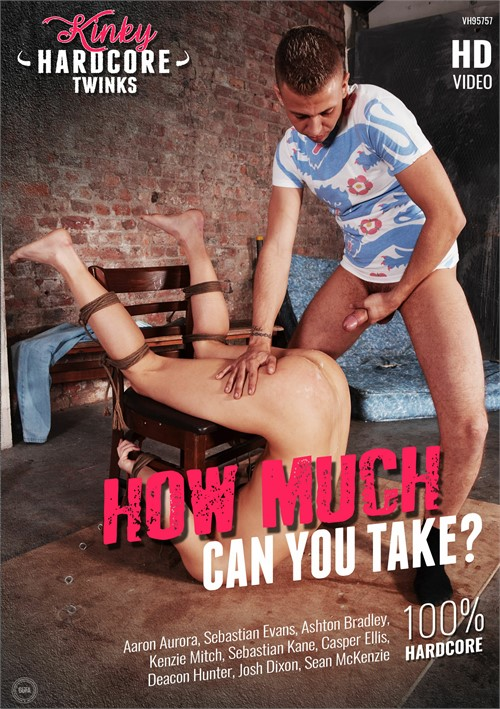 How Much Can You Take? Boxcover