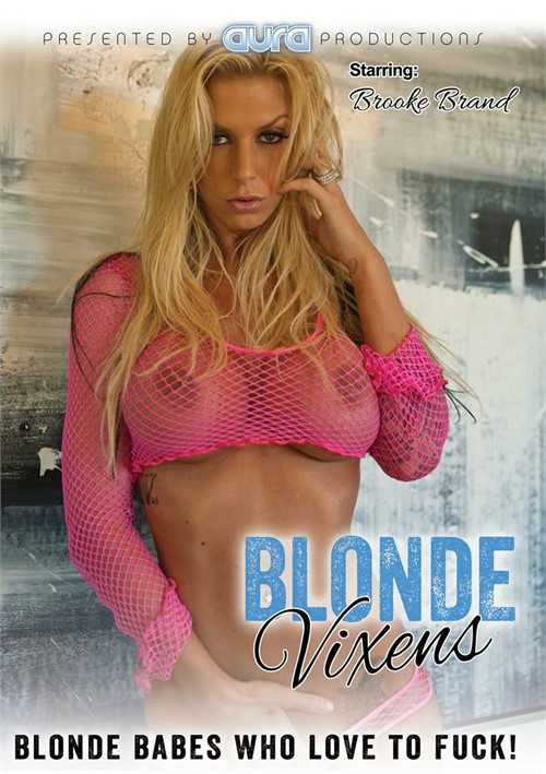 Blonde Vixens