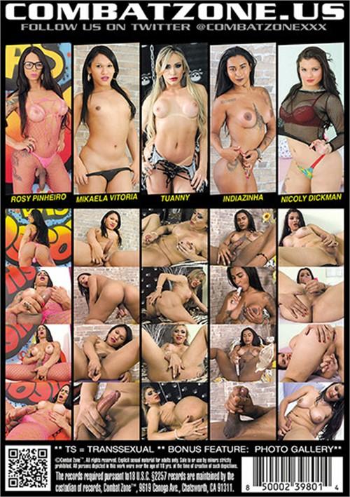 Brazilian TS Trans Solo Fantasies