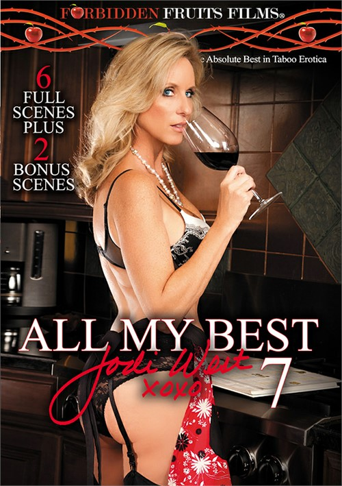 All My Best, Jodi West 7 Boxcover