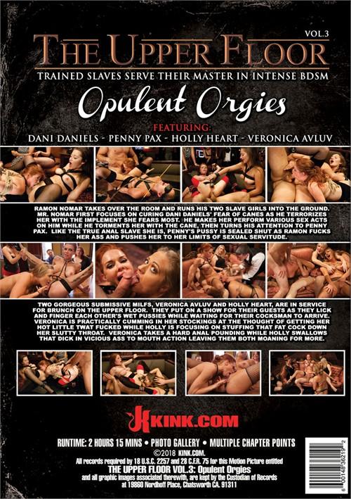 Upper Floor Vol. 3, The: Opulent Orgies