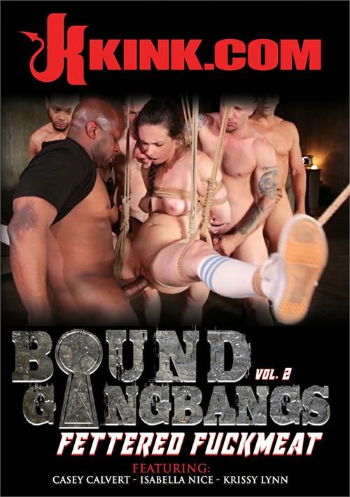 Bound Gangbangs Vol. 2: Fettered Fuckmeat