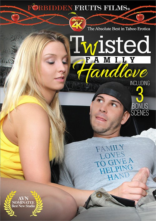 Twisted Family Handlove Boxcover