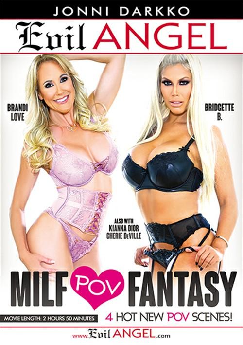 MILF POV Fantasy Boxcover