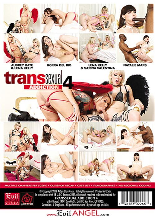 Transsexual Addiction 4