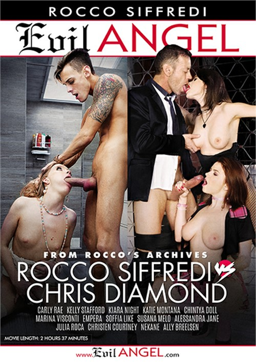 Rocco Siffredi Vs. Chris Diamond Boxcover