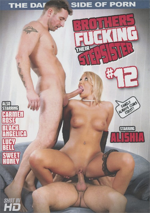 Brothers Fucking Their Stepsister #12 Boxcover