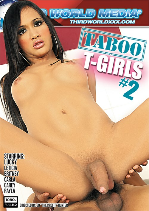Taboo T-Girls #2