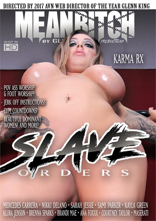 Slave Orders Boxcover