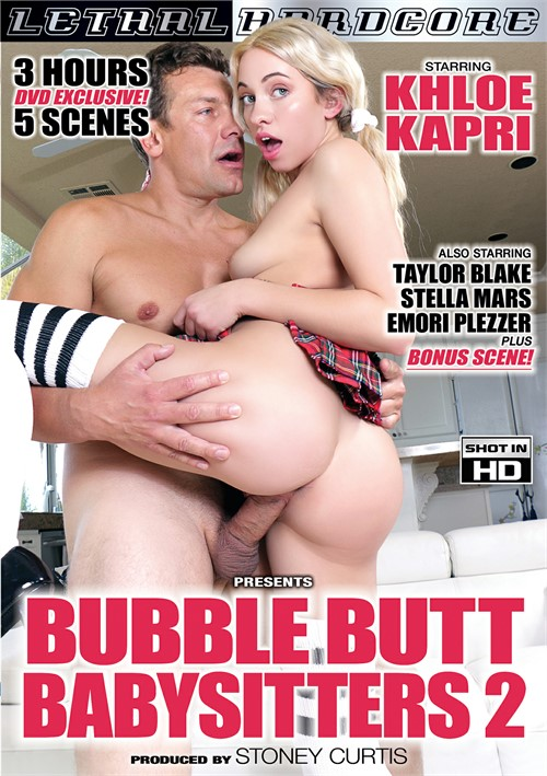 Bubble Butt Babysitters 2 Boxcover