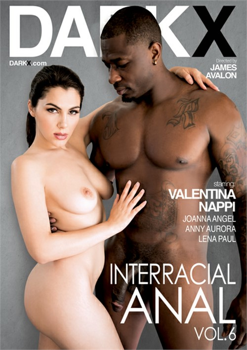 Interracial Anal Vol. 6