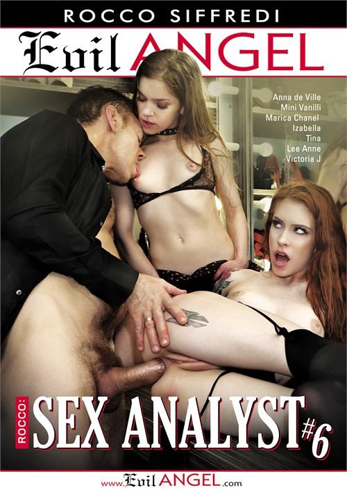 Rocco: Sex Analyst #6