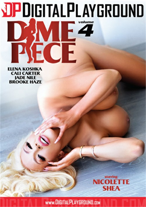 Dime Piece Vol. 4 Boxcover
