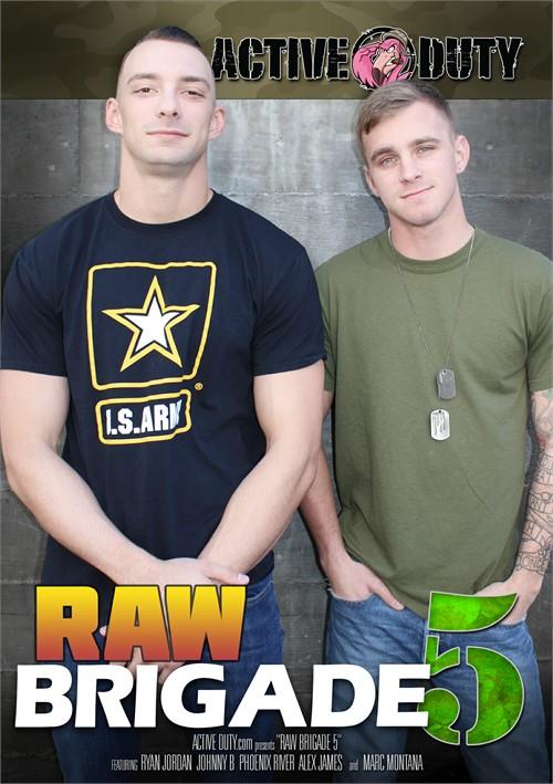 Raw Brigade 5 Boxcover