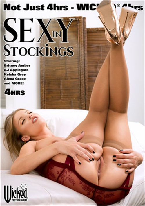 Sexy In Stockings - Wicked 4 Hours Boxcover