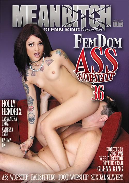 FemDom Ass Worship 36